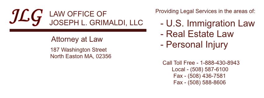 Attorney Joseph L Grimaldi